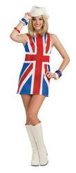 British Invasion Costume