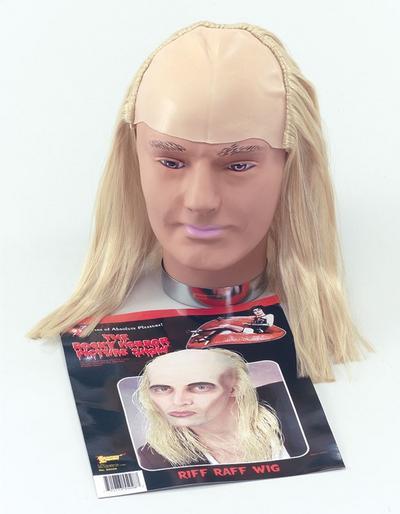 Rocky Horror Show Riff Raff Wig