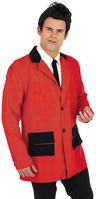 View Item 50s Red Teddy Boy Costume