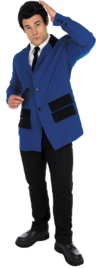 View Item 50s Blue Teddy Boy Costume
