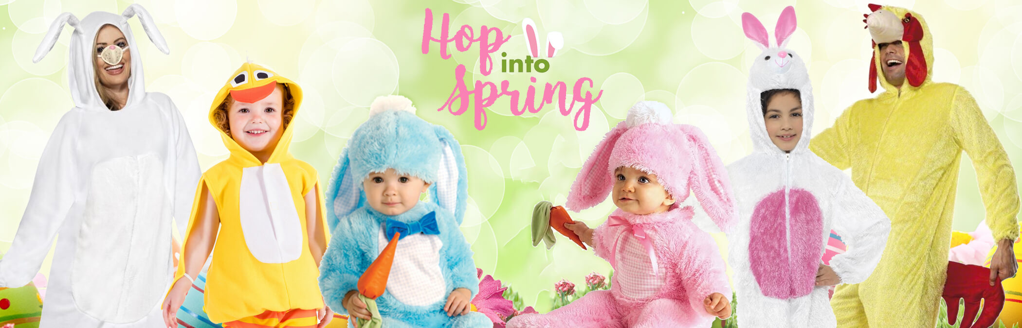 Easter Costumes