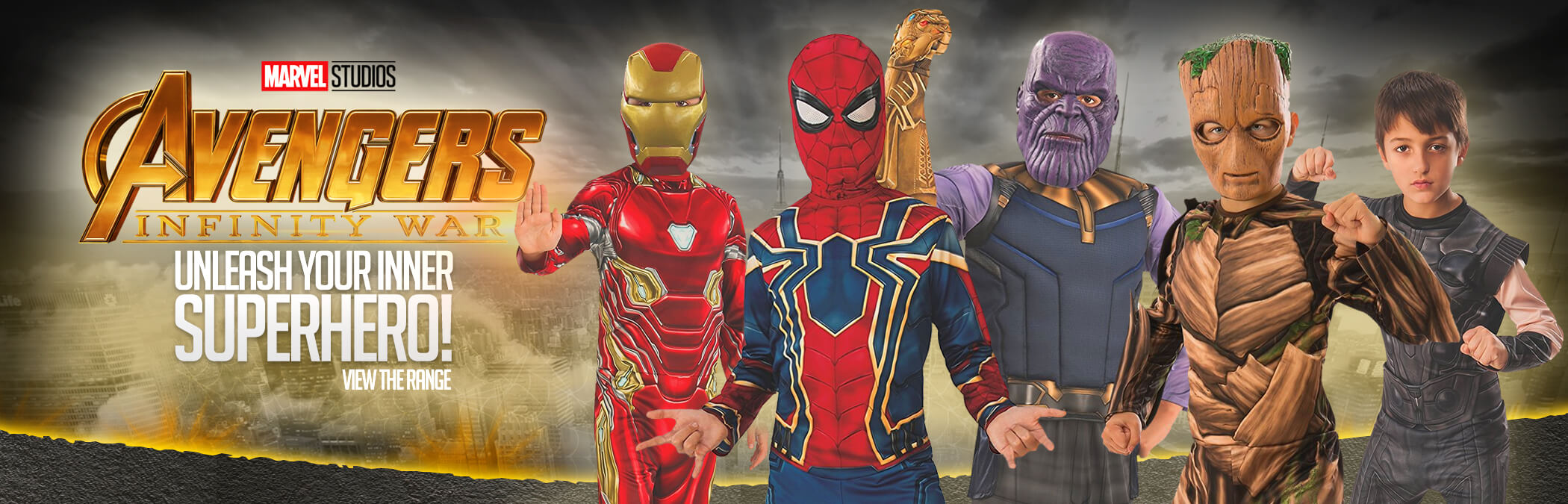 Avengers Costumes