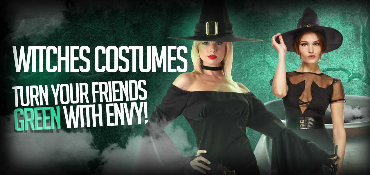 Witch Costumes