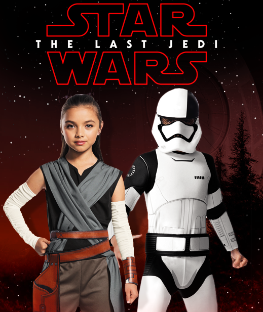 Star Wars Last Jedi Costumes