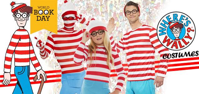 Wheres Wally Costumes