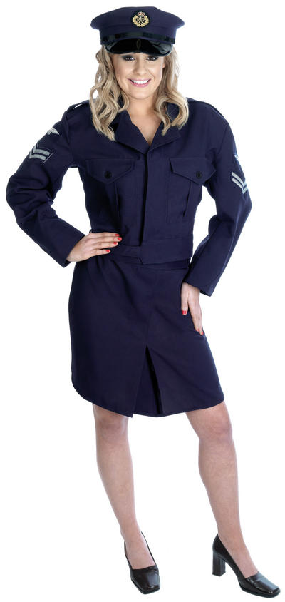 40s WW2 RAF Lady Costume