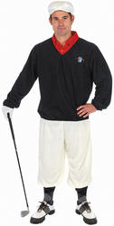 View Item Mens Golfer Fancy Dress Costume