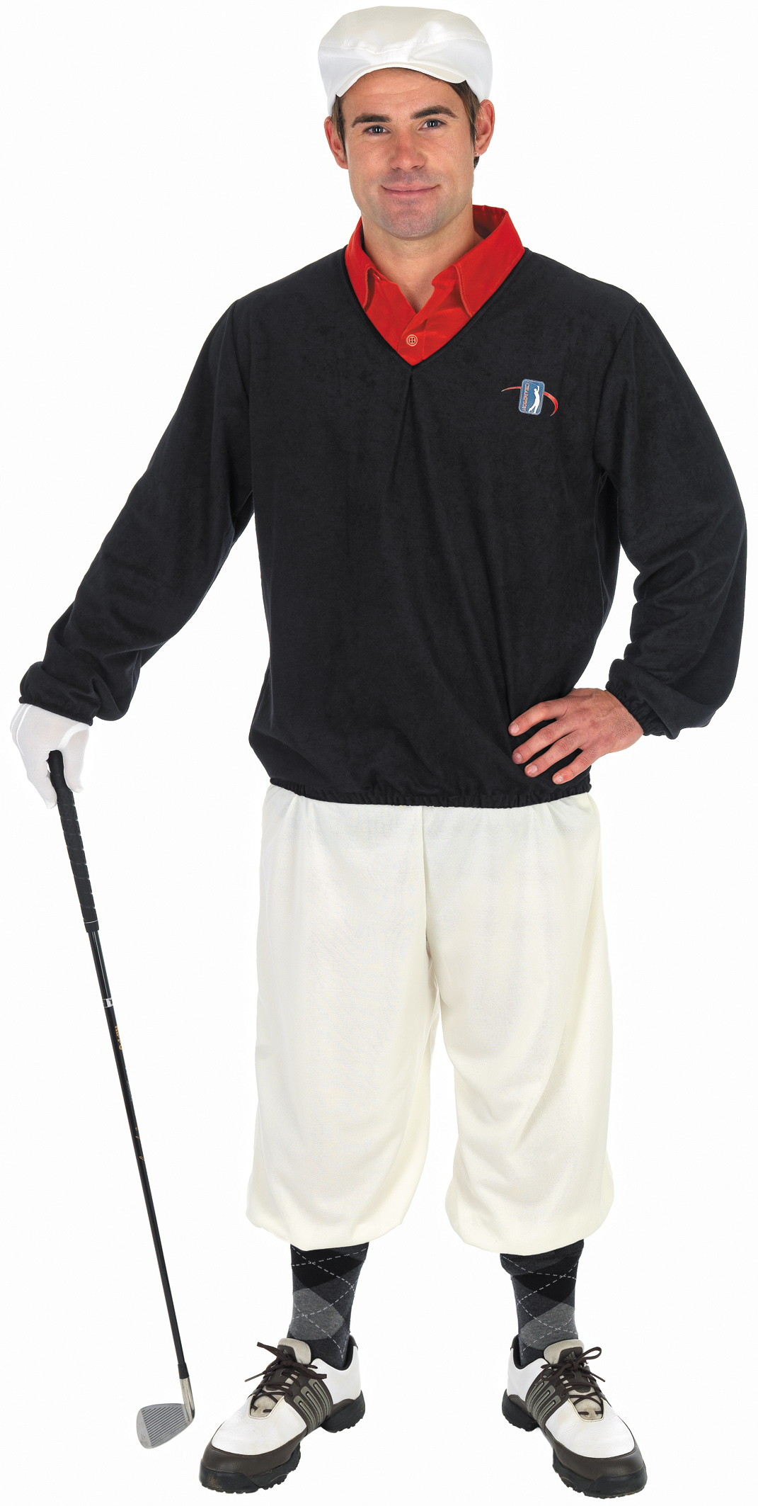 Mens pub golf outfit on a budget