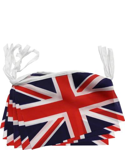 Union Jack British Flag Bunting Party
