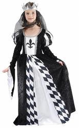 Girls Chess Queen Costume