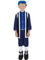 View Item Tudor Boy Historical Costume