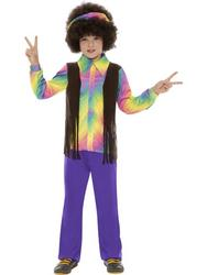 View Item Kids Hippy Aroma 60s Costume