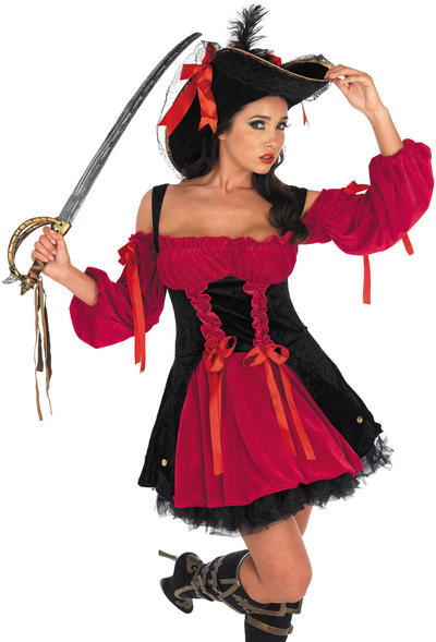 View Item Captain's Wench Costume