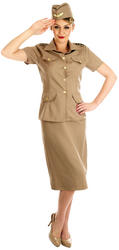 View Item 40s American GI Lady Costume