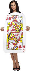 View Item Queen of Hearts Playing Card