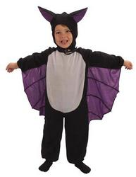 View Item Toddlers Bat Suit Costume