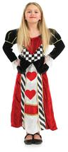View Item Girls' Queen of Hearts Costume