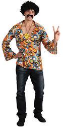Groovy Hippie Shirt Costume