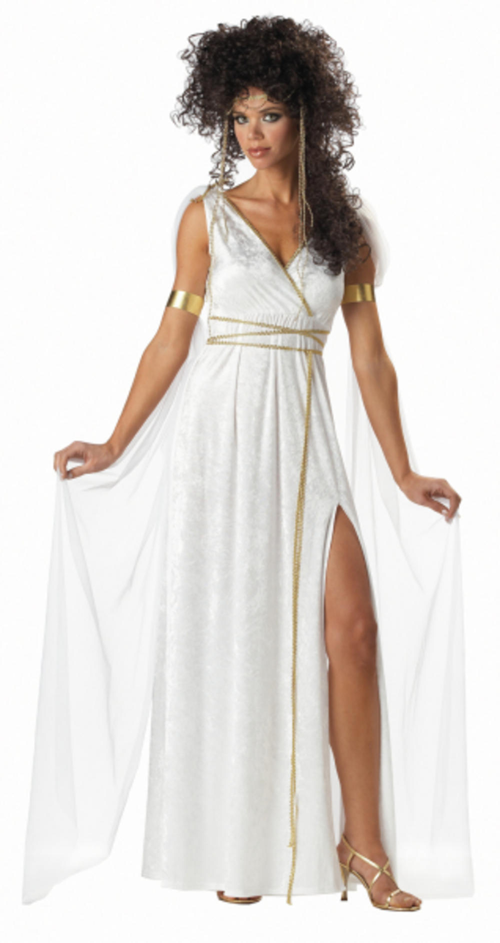 Платье в стиле богини