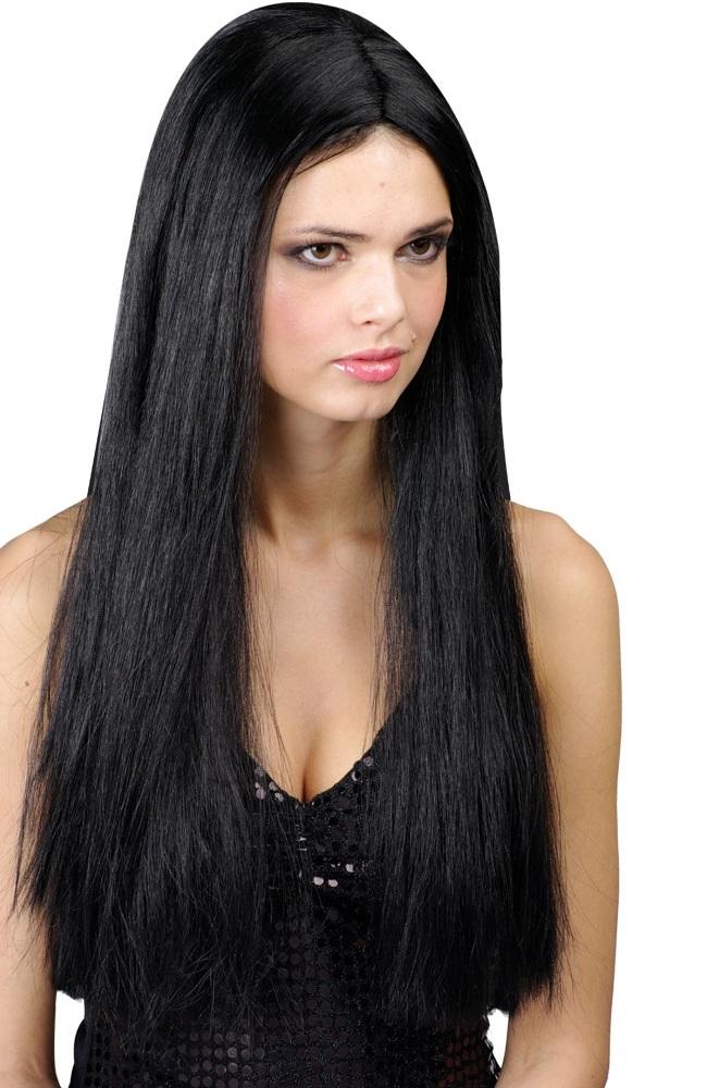 Long Black Wig Ebay Uk 111