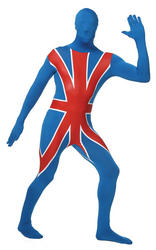 View Item Great Britain Skin Suit Costume