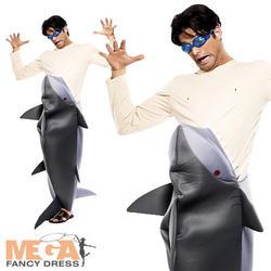 Man Eating Shark Costume