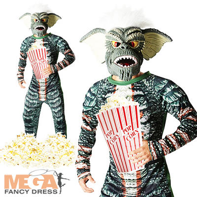 Stripe Gremlin Costume