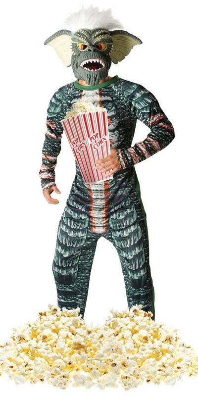 Stripe Gremlin Costume