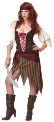 View Item Buccaneer Beauty Pirate Costume