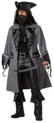 View Item Black Beard Costume