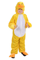 View Item Kid's Cute Duck Costume