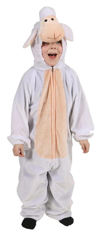 Kid's Little Lamb Costume