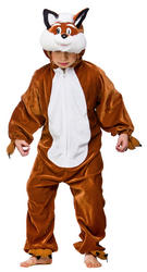 View Item Kid's Fantastic Fox Costume
