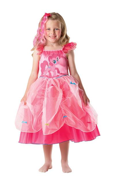 Girls My Little Pony Pinkie Pie Princess Costume