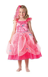 View Item Girls My Little Pony Pinkie Pie Princess Costume