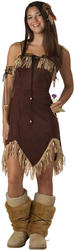View Item Teen Indian Princess Fancy Dress Costume