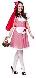 View Item Adorable Red Riding Hood Costume