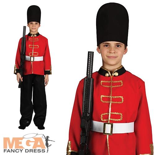 British Royal Guard Uniform 114