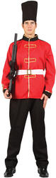 View Item Men's Royal Palace Guard Fancy Dress Costume