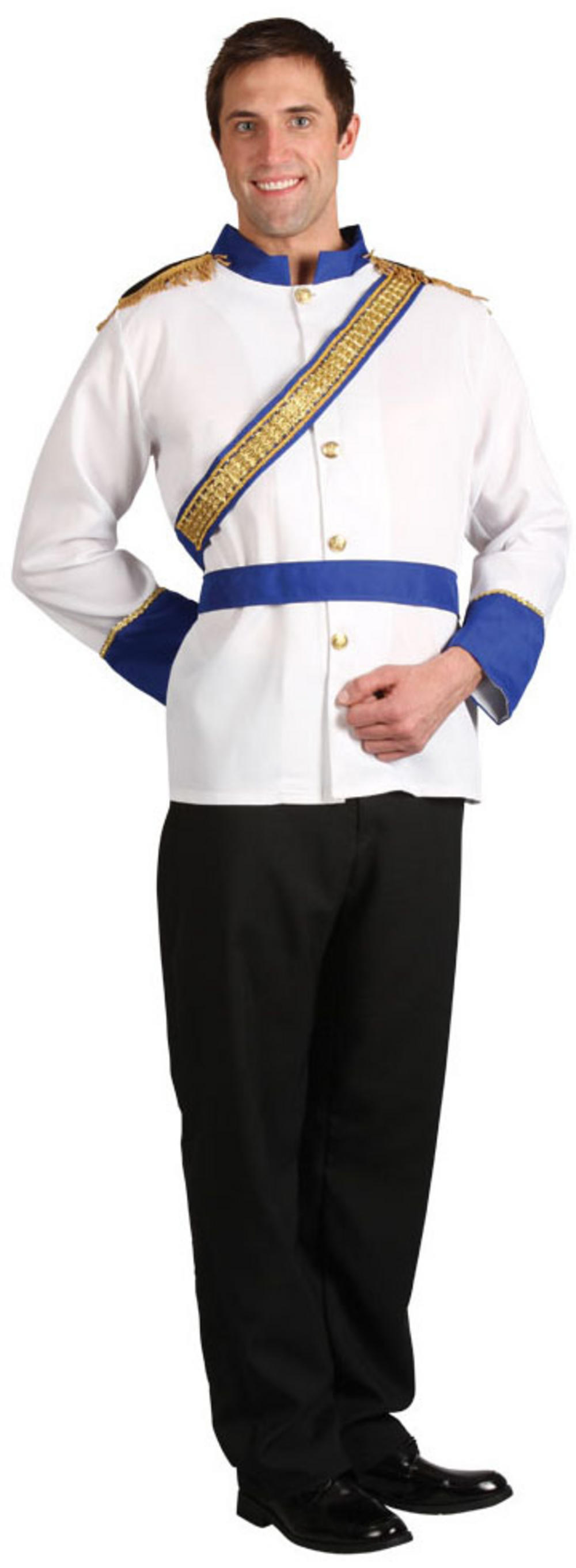 Handsome prince charming costume