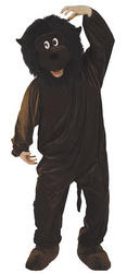 View Item Mini Mascot Monkey Costume