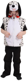 View Item Kid's Deluxe Dalmation Gillet Costume