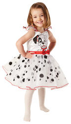 View Item Girl's Disney 101 Dalmations Ball Dress Costume