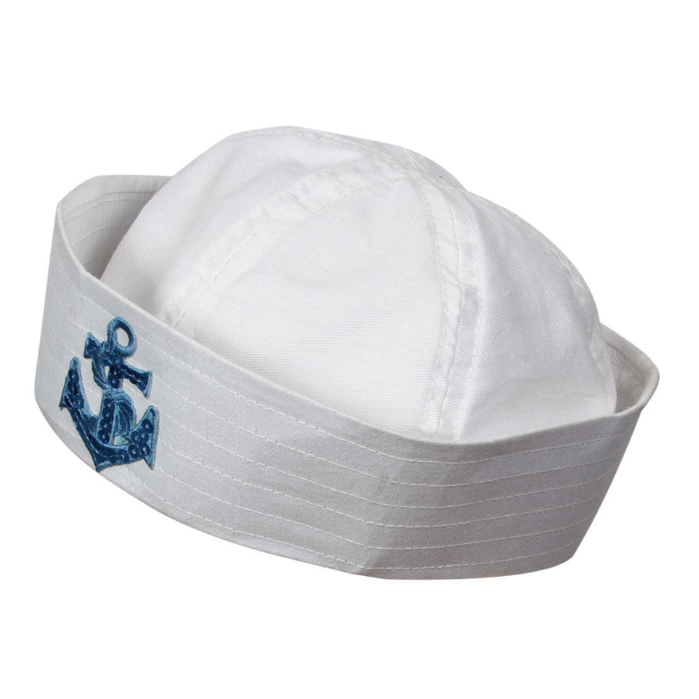 Sailor Doughboy Hat Costume Military Accessories Mega