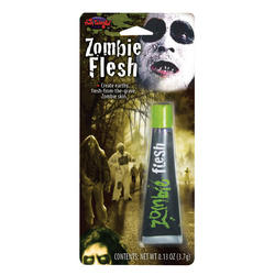 View Item Zombie Flesh Liquid Latex Halloween Accessory