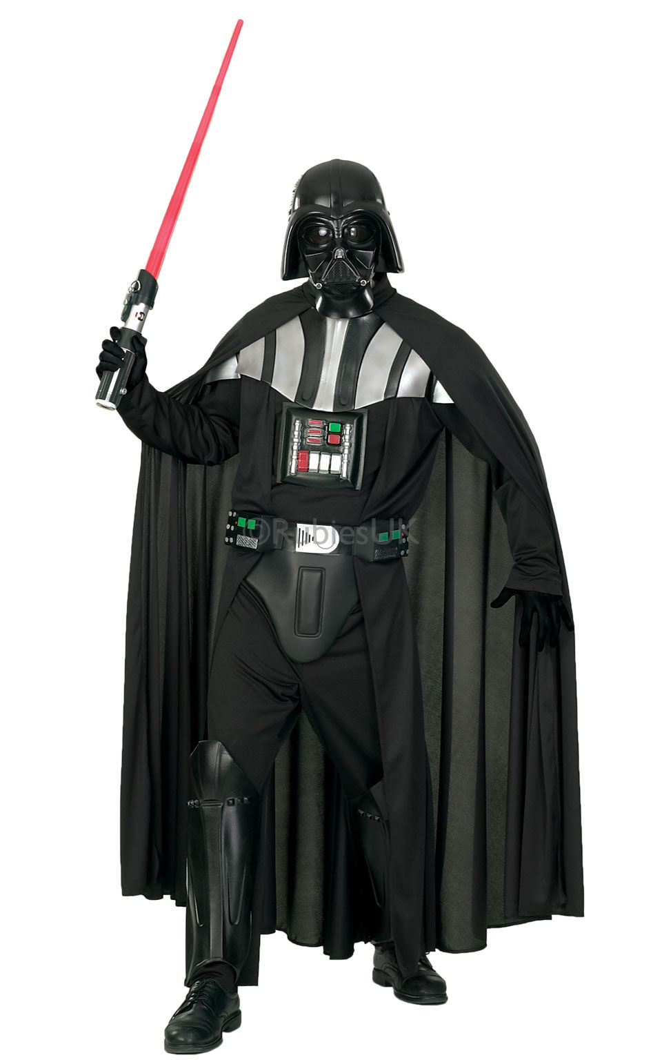 star wars deluxe darth vader costume star wars fancy dress costumes mega fancy dress. Black Bedroom Furniture Sets. Home Design Ideas