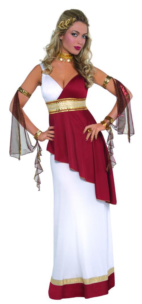 Imperial Empress Roman Costume