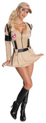 View Item Ladies' Ghostbusters Licensed Fancy Dress Costume