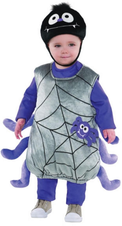 Kids Itsy Bitsy Spider Halloween Costume