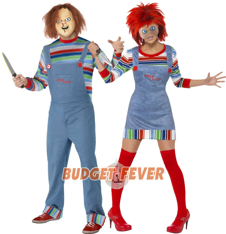 chucky doll costume - photo #23